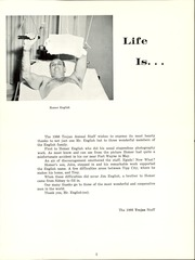 Troy High School - Trojan Yearbook (Troy, OH) online yearbook collection, 1966 Edition, Page 9