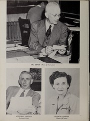 Page 14, 1951 Edition, Troy University - Palladium Yearbook (Troy, AL) online yearbook collection