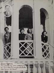 Page 16, 1951 Edition, Troy University - Palladium Yearbook (Troy, AL) online yearbook collection