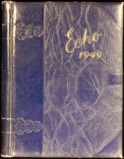 Truman State University - Echo Yearbook (Kirksville, MO) online yearbook collection, 1949 Edition, Cover