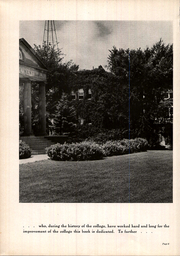 Page 10, 1949 Edition, Truman State University - Echo Yearbook (Kirksville, MO) online yearbook collection