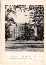 Page 8, 1949 Edition, Truman State University - Echo Yearbook (Kirksville, MO) online yearbook collection