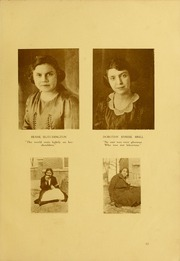 Page 17, 1920 Edition, Tubman High School - Maids and a Man Yearbook (Augusta, GA) online yearbook collection