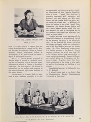 Page 15, 1951 Edition, Tucson High School - Tucsonian Yearbook (Tucson, AZ) online yearbook collection