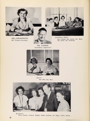 Page 16, 1951 Edition, Tucson High School - Tucsonian Yearbook (Tucson, AZ) online yearbook collection