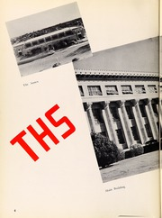 Page 8, 1951 Edition, Tucson High School - Tucsonian Yearbook (Tucson, AZ) online yearbook collection