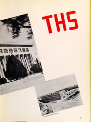 Page 9, 1951 Edition, Tucson High School - Tucsonian Yearbook (Tucson, AZ) online yearbook collection
