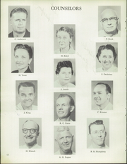 Page 16, 1957 Edition, Tucson High School - Tucsonian Yearbook (Tucson, AZ) online yearbook collection