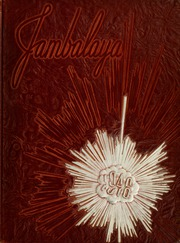 Tulane University - Jambalaya Yearbook (New Orleans, LA) online yearbook collection, 1946 Edition, Cover