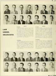 Tulane University - Jambalaya Yearbook (New Orleans, LA) online yearbook collection, 1958 Edition, Page 270
