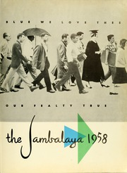 Page 7, 1958 Edition, Tulane University - Jambalaya Yearbook (New Orleans, LA) online yearbook collection