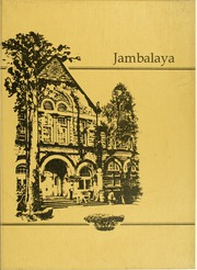 Tulane University - Jambalaya Yearbook (New Orleans, LA) online yearbook collection, 1982 Edition, Cover