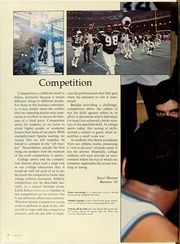Page 10, 1982 Edition, Tulane University - Jambalaya Yearbook (New Orleans, LA) online yearbook collection