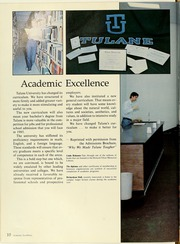 Page 14, 1982 Edition, Tulane University - Jambalaya Yearbook (New Orleans, LA) online yearbook collection