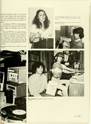 Tulane University - Jambalaya Yearbook (New Orleans, LA) online yearbook collection, 1982 Edition, Page 67