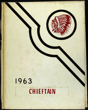 Tulare High School - Chieftain Yearbook (Tulare, SD) online yearbook collection, 1963 Edition, Cover