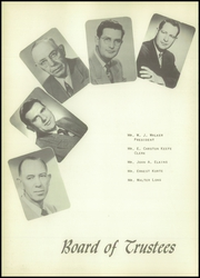 Tulare Union High School - Argus Yearbook (Tulare, CA) online yearbook collection, 1955 Edition, Page 14 of 194