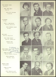 Tulare Union High School - Argus Yearbook (Tulare, CA) online yearbook collection, 1955 Edition, Page 17 of 194
