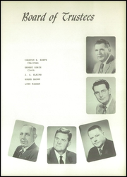 Page 13, 1957 Edition, Tulare Union High School - Argus Yearbook (Tulare, CA) online yearbook collection