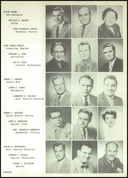 Page 17, 1957 Edition, Tulare Union High School - Argus Yearbook (Tulare, CA) online yearbook collection