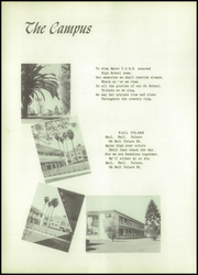 Page 6, 1957 Edition, Tulare Union High School - Argus Yearbook (Tulare, CA) online yearbook collection