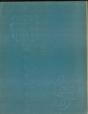 Tuley High School - Log Yearbook (Chicago, IL) online yearbook collection, 1941 Edition, Cover