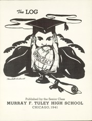 Page 7, 1941 Edition, Tuley High School - Log Yearbook (Chicago, IL) online yearbook collection