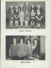 Tuley High School - Log Yearbook (Chicago, IL) online yearbook collection, 1945 Edition, Page 15 of 120