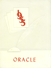 Tully Central High School - Oracle Yearbook (Tully, NY) online yearbook collection, 1955 Edition, Cover