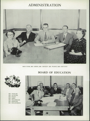 Page 10, 1955 Edition, Tully Central High School - Oracle Yearbook (Tully, NY) online yearbook collection