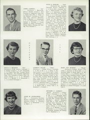 Page 17, 1955 Edition, Tully Central High School - Oracle Yearbook (Tully, NY) online yearbook collection