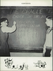 Page 6, 1955 Edition, Tully Central High School - Oracle Yearbook (Tully, NY) online yearbook collection