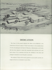 Page 7, 1955 Edition, Tully Central High School - Oracle Yearbook (Tully, NY) online yearbook collection