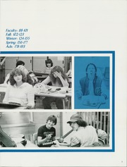 Page 9, 1982 Edition, Tumwater High School - Tahlkee Yearbook (Tumwater, WA) online yearbook collection