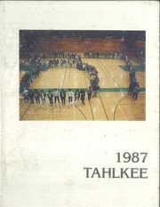 Tumwater High School - Tahlkee Yearbook (Tumwater, WA) online yearbook collection, 1987 Edition, Cover