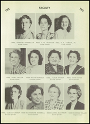 Page 13, 1952 Edition, Turkey High School - Turkey Yearbook (Turkey, TX) online yearbook collection