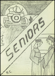 Page 15, 1952 Edition, Turkey High School - Turkey Yearbook (Turkey, TX) online yearbook collection