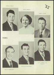 Page 17, 1952 Edition, Turkey High School - Turkey Yearbook (Turkey, TX) online yearbook collection