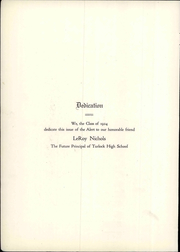 Page 6, 1924 Edition, Turlock High School - Alert Yearbook (Turlock, CA) online yearbook collection
