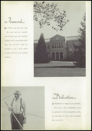 Page 8, 1941 Edition, Turlock High School - Alert Yearbook (Turlock, CA) online yearbook collection