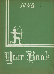 Turners Falls High School - Peske Tuk Yearbook (Turners Falls, MA) online yearbook collection, 1948 Edition, Cover