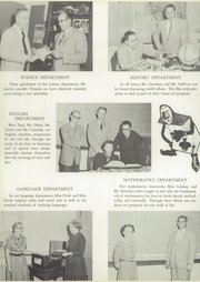 Page 16, 1955 Edition, Turners Falls High School - Peske Tuk Yearbook (Turners Falls, MA) online yearbook collection