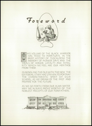 Page 8, 1937 Edition, Tuscaloosa High School - Black Warrior Yearbook (Tuscaloosa, AL) online yearbook collection