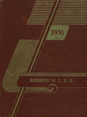 Tuscumbia High School - Memories Yearbook (Tuscumbia, MO) online yearbook collection, 1951 Edition, Cover