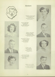 Page 12, 1951 Edition, Tuscumbia High School - Memories Yearbook (Tuscumbia, MO) online yearbook collection