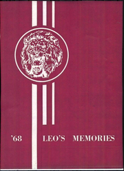 Tuscumbia High School - Memories Yearbook (Tuscumbia, MO) online yearbook collection, 1968 Edition, Cover