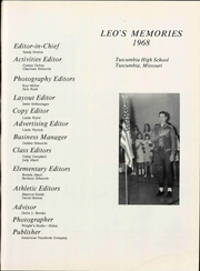 Page 7, 1968 Edition, Tuscumbia High School - Memories Yearbook (Tuscumbia, MO) online yearbook collection