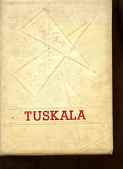 Tuskegee High School - Tuskala Yearbook (Tuskegee, AL) online yearbook collection, 1963 Edition, Cover
