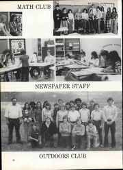 Page 14, 1975 Edition, Two Rivers Junior High School - Cutlass Yearbook (Nashville, TN) online yearbook collection