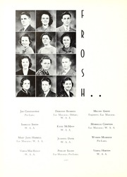 Page 16, 1939 Edition, Tyler Junior College - Apache Yearbook (Tyler, TX) online yearbook collection